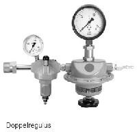 LABO i Doppelregulus Butlowy regulator ciśnienia dla zastosowań specjalnych (gazy niekorozyjne 5.0)