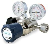 SG1 Tescom Regulator ciśnienia dla gazów korozyjnych i niekorozyjnych.